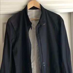 Men's tahari jacket lightweight